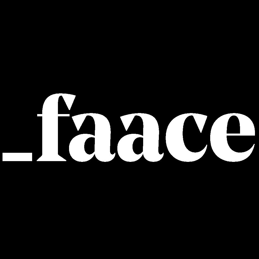 Logo der Marke faace